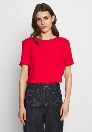 KURZARM - Blouse - flame red