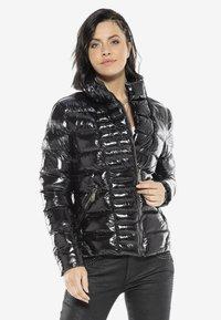 Cipo & Baxx - Winter jacket - black - 4