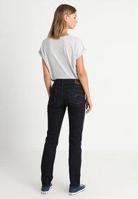 G-Star - 3301 DC STRAIGHT - Straight leg jeans - visor stretch denim - 2
