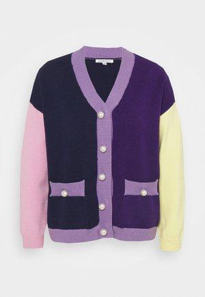 MARINA - Cardigan - colourblock