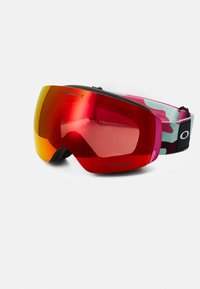 Oakley - FLIGHT DECK XM UNISEX - Gogle narciarskie - prizm snow/hi pink - 1
