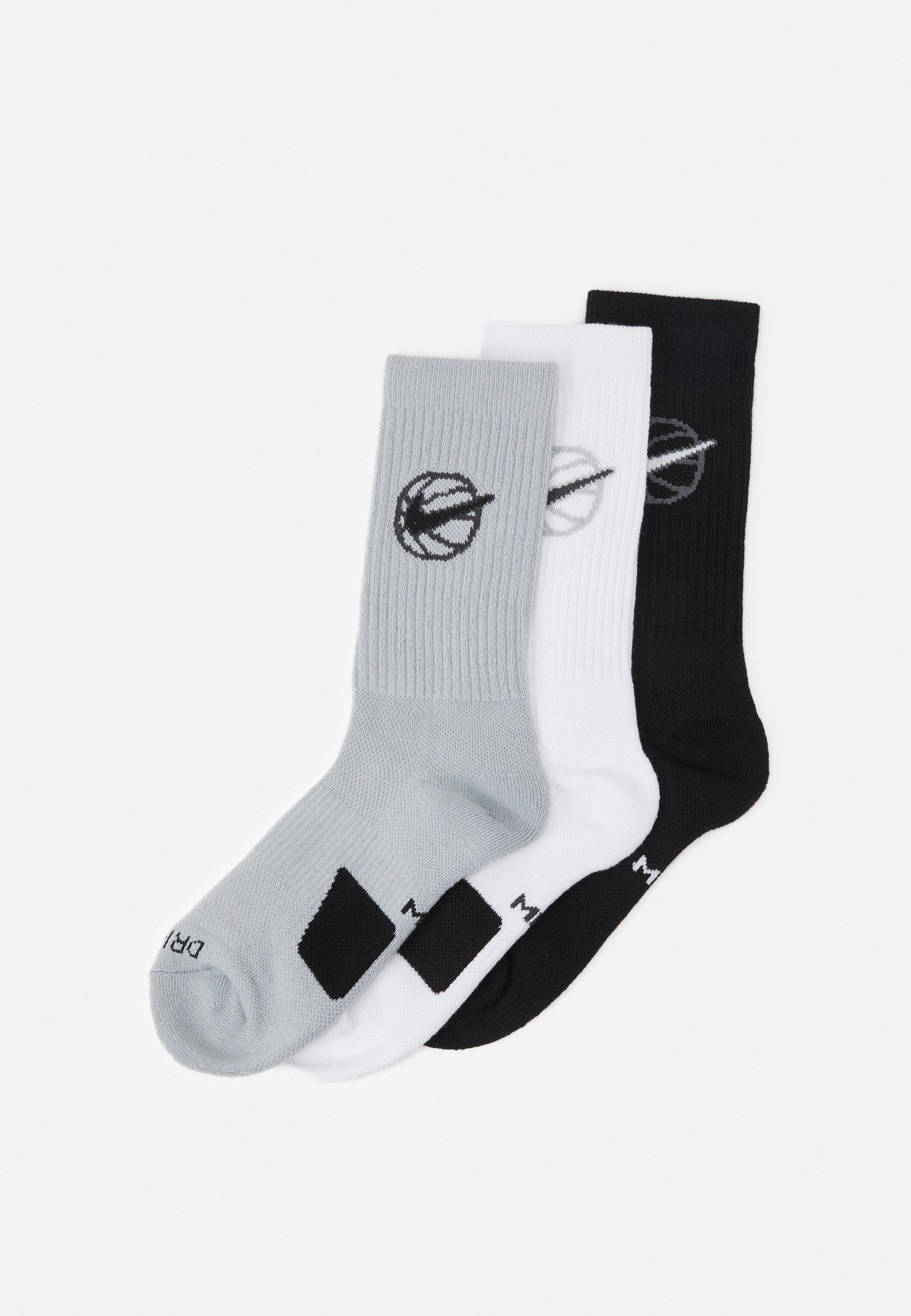Men EVERYDAY CREW 3 PACK - Sports socks