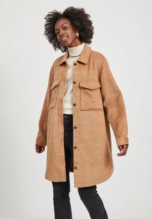 Manteau classique - chipmunk