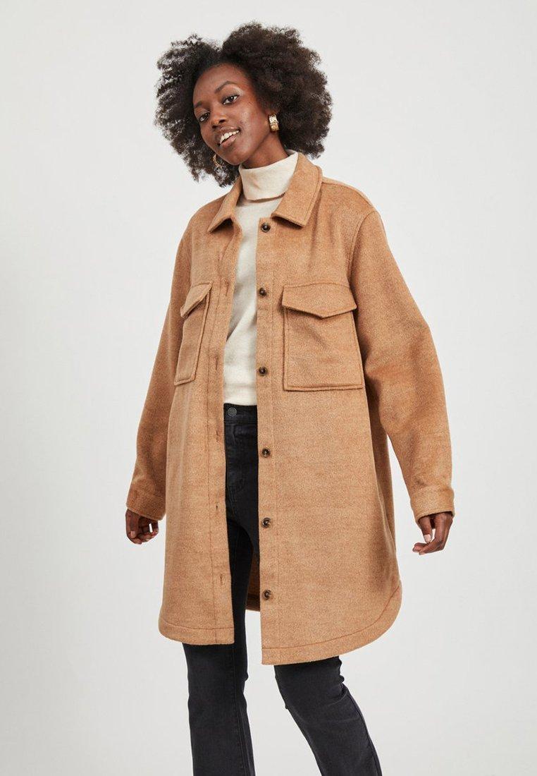 Object - Classic coat - chipmunk