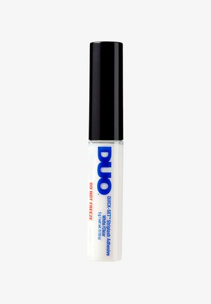 DUO QUICK SET STRIPLASH ADHESIVE SILICONE APPLICATOR - False eyelashes - clear