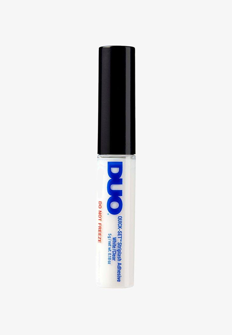 DUO - DUO QUICK SET STRIPLASH ADHESIVE SILICONE APPLICATOR - False eyelashes - clear