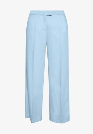 CHRISSY THINKTWICE - Pantaloni - cashmere blue