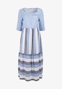 HELMIDGE - Day dress - weiss hellblau - 5
