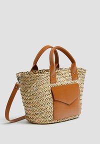 PULL&BEAR - Handbag - sand - 3