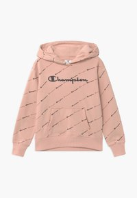 Champion - LEGACY AMERICAN CLASSICS HOODED - Hættetrøjer - light pink - 0
