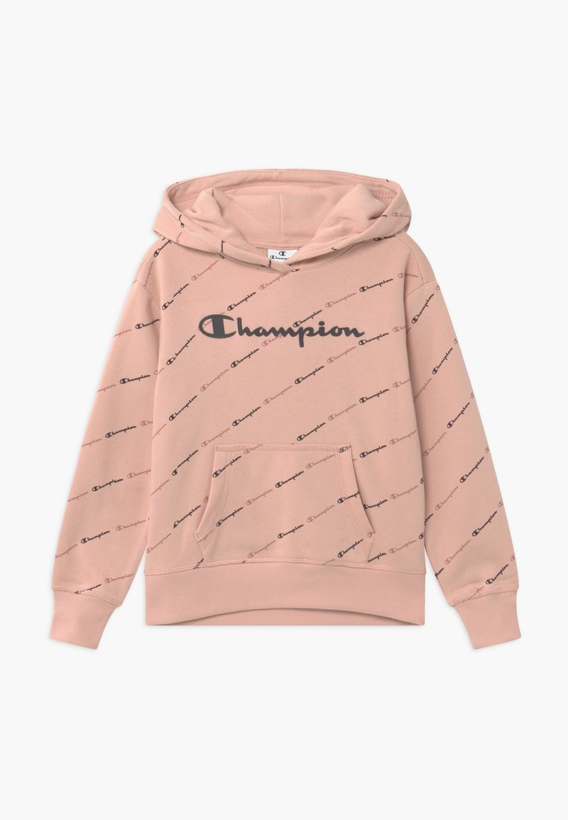 Champion - LEGACY AMERICAN CLASSICS HOODED - Hættetrøjer - light pink