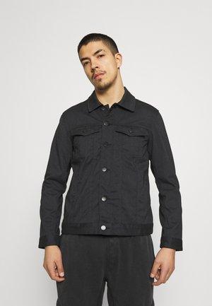 TARLTON - Veste en jean - black