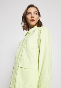 Monki - HANNA JACKET - Summer jacket - light green - 5