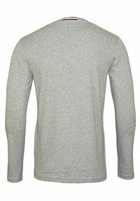 U.S. Polo Assn. - MIT RUNDHALSAUSSCHNITT R-NECK - Long sleeved top - grau - 2