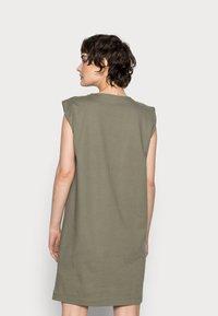 Opus - WELBAN - Day dress - soft moss - 2
