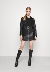 Fashion Union - CEDAR - Blůza - black - 1