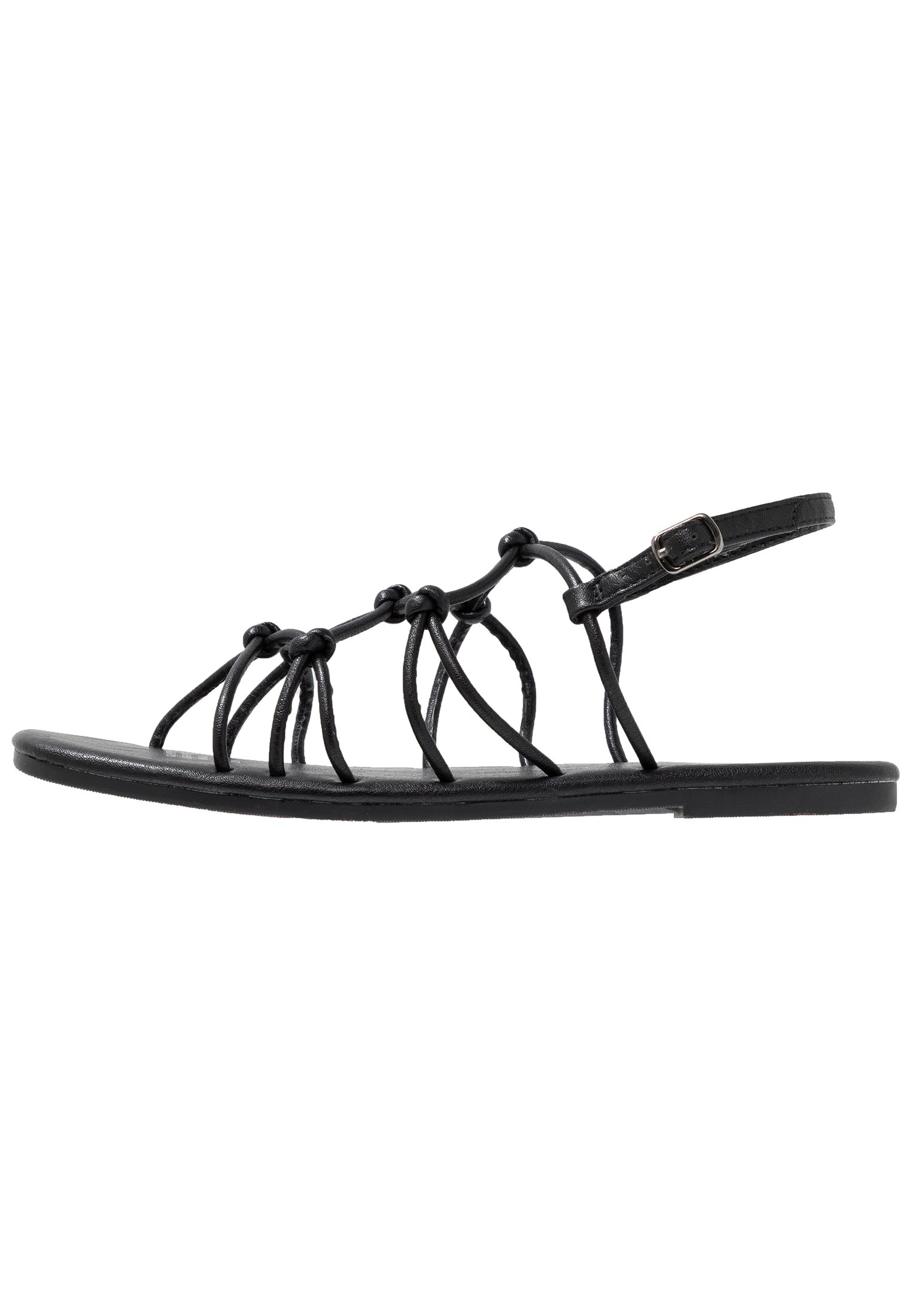 Rubi Shoes by Cotton On LADYLIKE STRAPPY Sandaler black