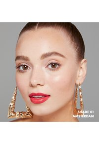 Nyx Professional Makeup - SOFT MATTE LIP CREAM - Liquid lipstick - 1 amsterdam - 2