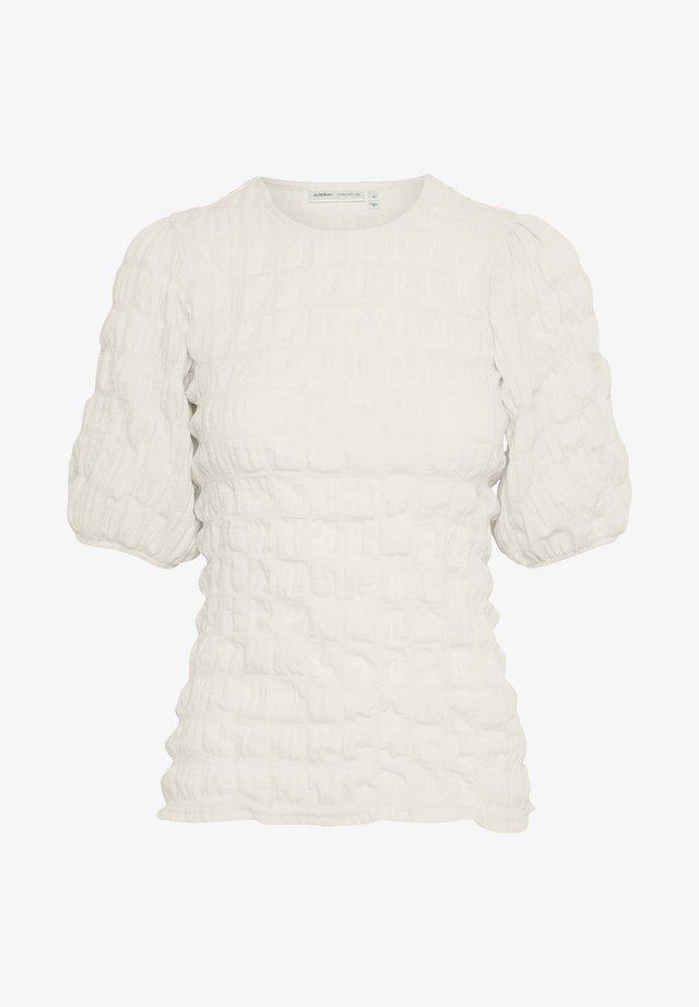 VANYAIW - T-shirt print - porcelain