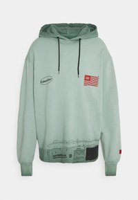 Caterpillar - WORKWEAR HOODIE - Sweatshirt - mint - 0