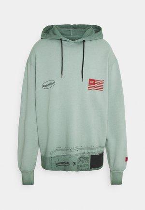 WORKWEAR HOODIE - Sweatshirt - mint