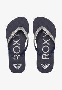 Roxy - VIVA GLITTER  - Pool shoes - navy - 1