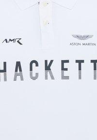 Hackett London - Polotričko - white - 2