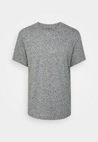 NEPTUNE CREW - Basic T-shirt - grey mouline
