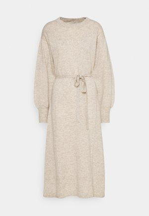 Jumper dress - smoke gray