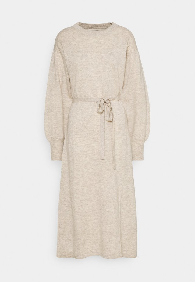 Robe pull - smoke gray
