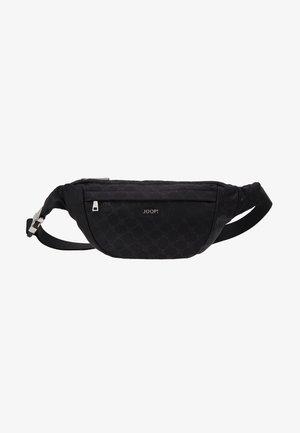 CORNFLOWER ZELLA HIPBAG - Bum bag - black