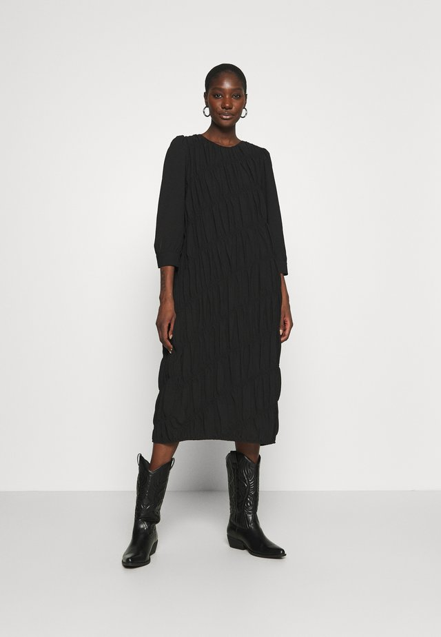 MAZLA DRESS - Robe d'été - black