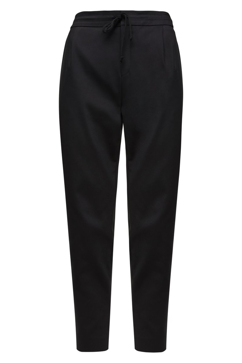 DRYKORN - LEVEL - Trousers - black