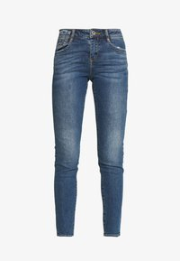 Miss Sixty - MY MAGIC CROPPED - Jeans Skinny Fit - light blue - 4