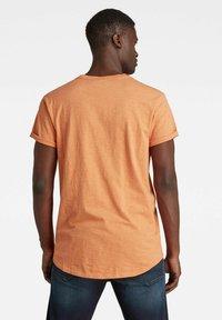 G-Star - LASH - Basic T-shirt - light paste htr - 1