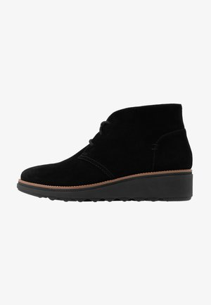 SHARON HOP - Ankle Boot - black