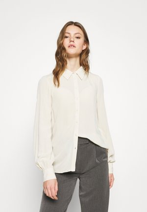 VMNICOLETTE - Button-down blouse - oatmeal