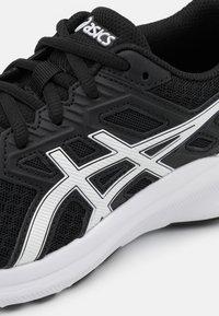 ASICS - JOLT 3 - Neutral running shoes - black/white - 5
