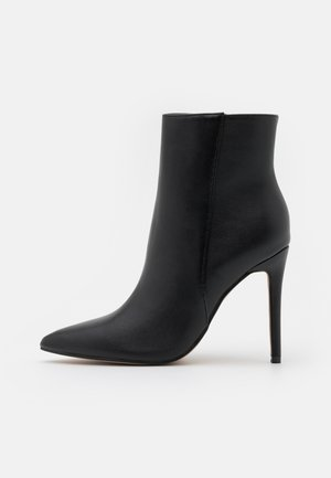 ALYSE - High heeled ankle boots - black