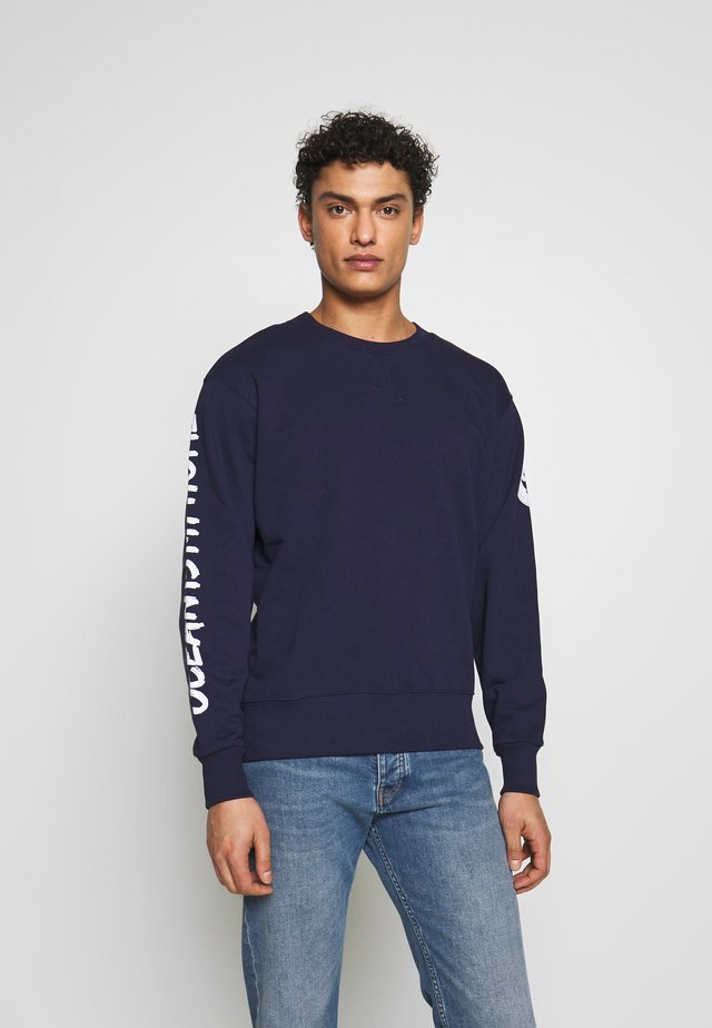 FLEEX - Sweatshirt - evening blue