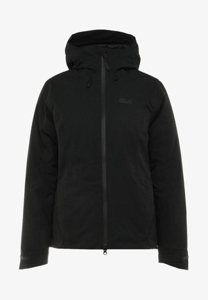 ARGON STORM JACKET - Winter jacket - black