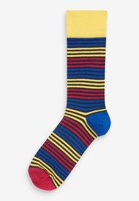 Next - Pack of: 5  - Socks - blue - 5