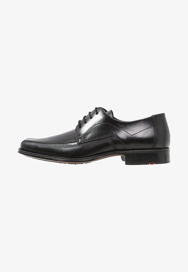 Lloyd - DAGAN - Elegantní šněrovací boty - schwarz