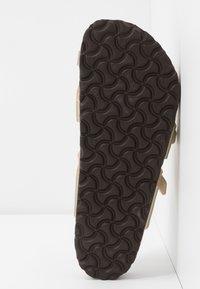 Birkenstock - MAYARI - T-bar sandals - gold - 6