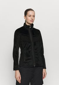 Luhta - ENGIS - Fleecejacke - black - 0