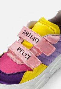 Emilio Pucci - SHOES - Trainers - multicolor - 5