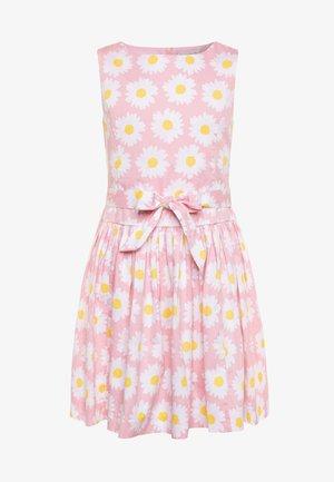 DAISY PRINT DRESS - Denní šaty - jasmine/white