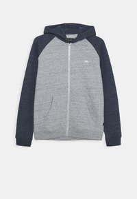 Quiksilver - EASY DAY  - Sweatjakke /Træningstrøjer - navy blazer heather - 0