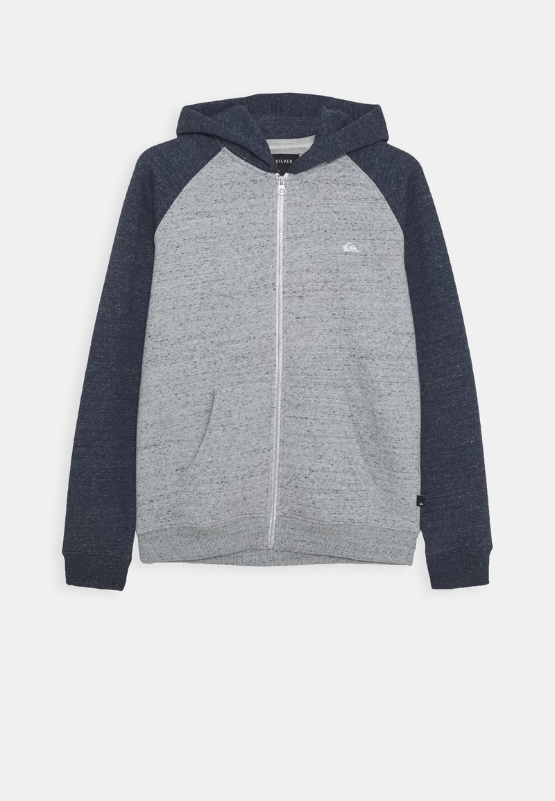 Quiksilver - EASY DAY  - Sweatjakke /Træningstrøjer - navy blazer heather