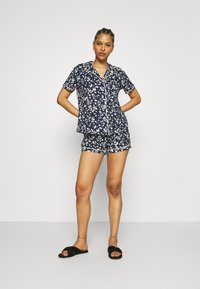 s.Oliver - SHORTY  - Pyjama set - dark blue - 1